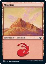 山/Mountain No.487 【英語版】 [MH2-土地C]