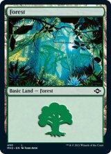 森/Forest No.490 【英語版】 [MH2-土地C]