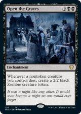 墓地解放/Open the Graves 【英語版】 [MIC-黒R]