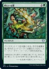内にいる獣/Beast Within 【日本語版】 [MIC-緑U]