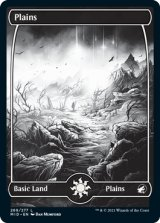平地/Plains No.269 【英語版】 [MID-土地C]