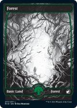 森/Forest No.277 【英語版】 [MID-土地C]