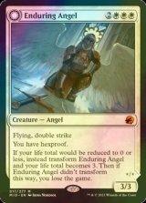 [FOIL] 不朽の天使/Enduring Angel (コレクターブースター版) 【英語版】 [MID-白MR]