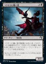 コウモリに囁く者/Bat Whisperer 【日本語版】 [MID-黒C]