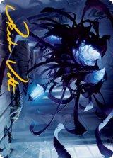 [アートカード] 幽体の敵対者/Spectral Adversary No.030 (箔押し版) 【英語版】 [MID-トークン]