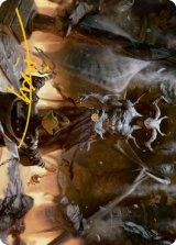 [アートカード] 堕落者、オーメンダール/Ormendahl, the Corrupter No.038 (箔押し版) 【英語版】 [MID-トークン]