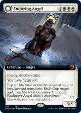 不朽の天使/Enduring Angel (拡張アート版) 【英語版】 [MID-白MR]