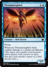 かき鳴らし鳥/Thrummingbird 【英語版】 [MM2-青C]
