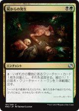 屍からの発生/Necrogenesis 【日本語版】 [MM2-金U]