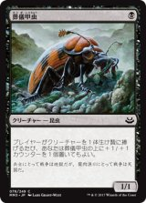 葬儀甲虫/Mortician Beetle 【日本語版】 [MM3-黒C]