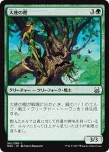 大使の樫/Ambassador Oak 【日本語版】 [MVM-緑C]