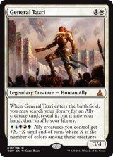タズリ将軍/General Tazri 【英語版】 [OGW-白MR]《状態:NM》