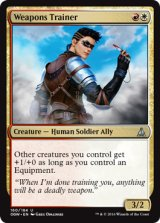 武器の教練者/Weapons Trainer 【英語版】 [OGW-金U]《状態:NM》