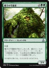 種子の守護者/Seed Guardian 【日本語版】 [OGW-緑U]《状態:NM》