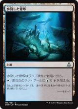 水没した骨塚/Submerged Boneyard 【日本語版】 [OGW-茶U]《状態:NM》
