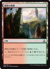 森林の地溝/Timber Gorge 【日本語版】 [OGW-茶U]《状態:NM》