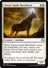 族霊導きの鹿羚羊/Totem-Guide Hartebeest 【英語版】 [ORI-白U]