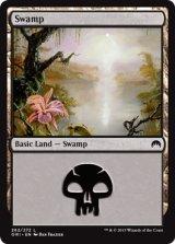 沼/Swamp No.262【英語版】 [ORI-土地]《状態:NM》