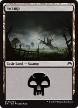 沼/Swamp No.263【英語版】 [ORI-土地]