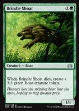 斑の子猪/Brindle Shoat 【英語版】 [PCA-緑U]