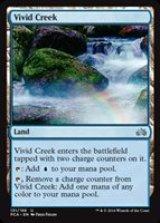鮮烈な小川/Vivid Creek 【英語版】 [PCA-土地U]