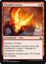 ティロナーリの冠/Tilonalli's Crown 【英語版】[RIX-赤C]