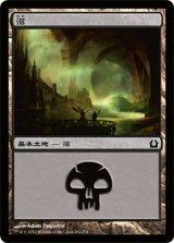 沼/Swamp No.262 【日本語版】 [RTR-土地]
