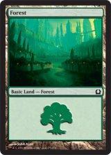 森/Forest No.270 【英語版】 [RTR-土地]
