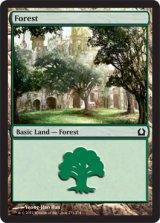 森/Forest No.271 【英語版】 [RTR-土地]