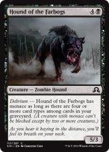 遠沼の猟犬/Hound of the Farbogs 【英語版】 [SOI-黒C]