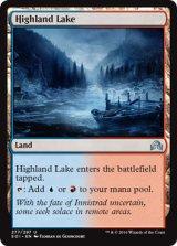 高地の湖/Highland Lake 【英語版】 [SOI-土地U]《状態:NM》