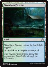 森林地の小川/Woodland Stream 【英語版】 [SOI-土地U]