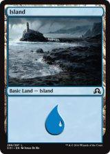 島/Island No.286 【英語版】 [SOI-土地]《状態:NM》