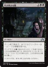 突き刺さる雨/Biting Rain 【日本語版】 [SOI-黒U]《状態:NM》