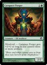 甲殻の鍛冶工/Carapace Forger 【英語版】 [SOM-緑C]《状態:NM》