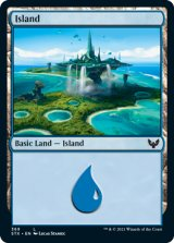 島/Island No.369 【英語版】 [STX-土地C]