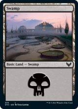 沼/Swamp No.370 【英語版】 [STX-土地C]