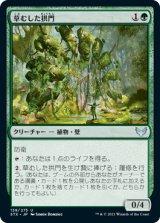 草むした拱門/Overgrown Arch 【日本語版】 [STX-緑U]