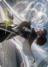 [アート・カード] 賢い光術師/Clever Lumimancer No.002 (箔押し版) 【英語版】 [STX-トークン]
