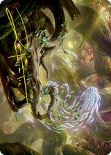 [アート・カード] 創発的配列/Emergent Sequence No.017 (箔押し版) 【英語版】 [STX-トークン]