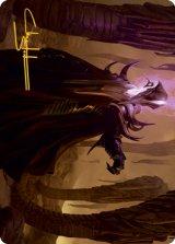 [アート・カード] オリークの首領、エクスタス/Extus, Oriq Overlord No.026 (箔押し版) 【英語版】 [STX-トークン]
