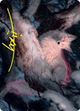 [アート・カード] 狡猾な相棒、ミラ/Mila, Crafty Companion No.034 (箔押し版) 【英語版】 [STX-トークン]