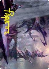 [アート・カード] プリズマリの学舎/Prismari Campus No.048 (箔押し版) 【英語版】 [STX-トークン]