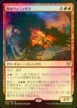 [FOIL] 灰のフェニックス/Phoenix of Ash 【日本語版】 [THB-赤R]《状態:NM》