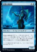 高波の神秘家/Towering-Wave Mystic 【日本語版】 [THB-青C]《状態:NM》