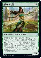 運命を紡ぐ者/Destiny Spinner 【日本語版】 [THB-緑U]