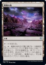 廃墟の地/Field of Ruin 【日本語版】 [THB-土地U]