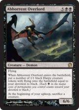 忌まわしき首領/Abhorrent Overlord 【英語版】 [THS-黒R]