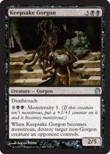 形見持ちのゴルゴン/Keepsake Gorgon 【英語版】 [THS-黒U]