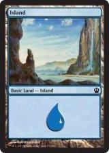 島/Island No.234 【英語版】 [THS-土地]